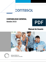 Manual ContaSOL 2015