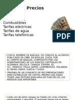 Variables Macroeconómicas ..