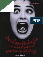 Psihopatologie Si Psihiatrie Pentru Psihologi F Tudose C Tudose L Dobranici