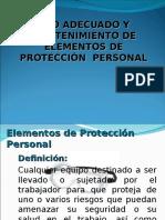 Uso EPP