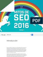 Spanish SEO Myths 2016