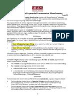 S10 PME Masters Degree