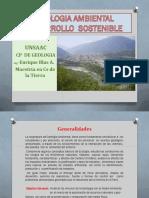 Geologia Ambiental - Desarrollo Sostenible