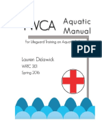 aquatic manual