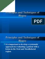 Biopsy in Oral Surg