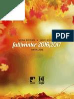 MIRA Books FallWinter2016-17 Catalog