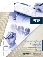 Manual Do Proprietário