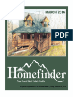 McDowell Homefinder March 2016