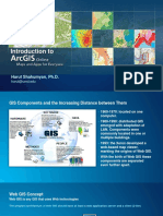 W12 ArcGIS Online - Introduction
