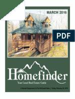 McDowell Homefinder March 2016