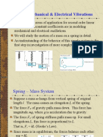 Ch-3.8-Mechanical & Electrical Vibrations