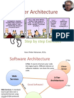 Creating 3-Tier Architecture