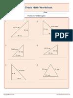 406. Perimeter of Triangles