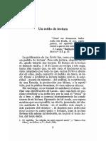 Jean Luc Nancy - El titulo de la letra - Un estilo de Lectura