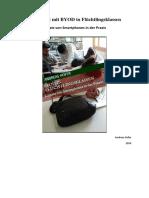 Unterricht Mit BYOD in Flüchtlingsklassen