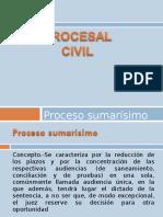 procesos sumarisimo