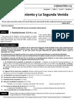 HCV El Arrebatamiento y La Segunda Venida 24 Abr 16