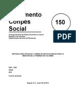 conpes_150_POBREZA