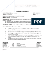 instructional project 5 - lesson plan