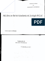 Alain Touraine Igualdad y Diversidad 1997