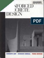 Reinforced Concrete Design, 3rd Ed,Leet