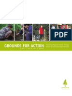 Grounds For Action - Promoting Physical Activity through School Ground Greening
