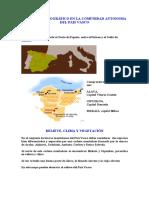 Situacion Geografica Del Pais Vasco