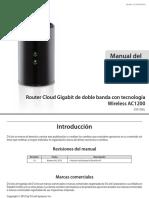 DIR-850L_A1_Manual_v1.00(ES)