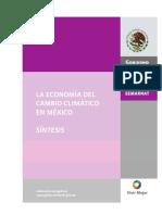 La economía del cambio climático en México. Síntesis. Galindo, Luis Miguel. 2009.pdf