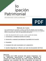 Método Participación Patrimonial