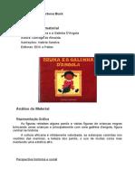 Bruna e a Galinha D'Angola - Pequena Abordagem Sobre o Livro