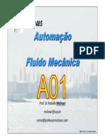 Aula 01 - Automação Fluido Mecânica - 2016