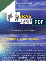 Curso de Libras - Contatos