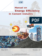 Thermal Energy Efficiency in Cement Industry