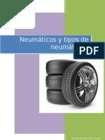 Neumáticos del automovil