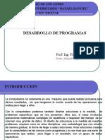 Desarrollos de Programas