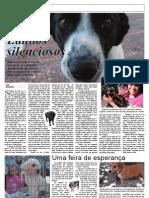 Página/Jornal - Cães