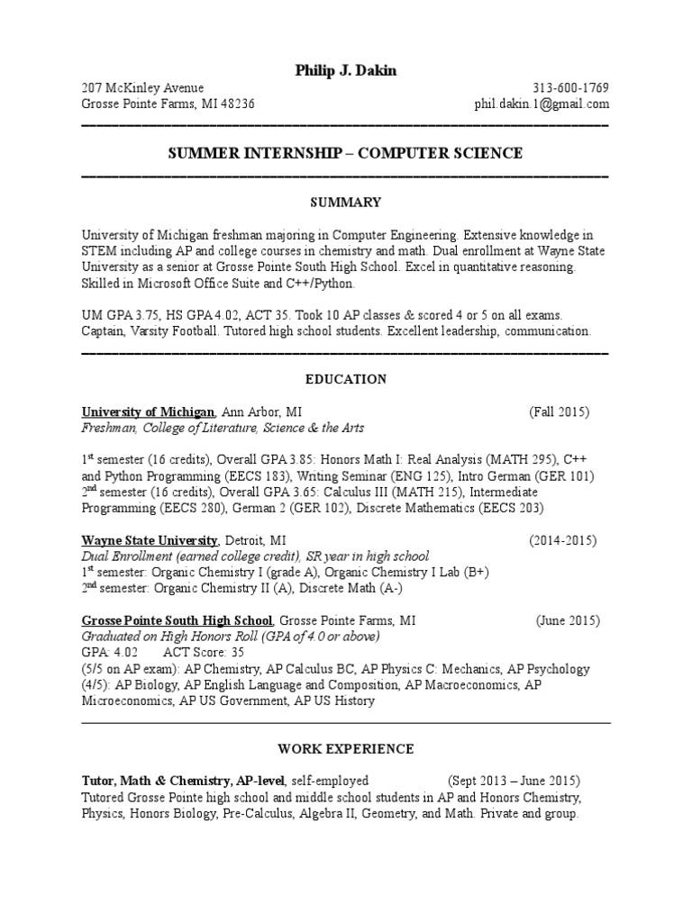 Phil Dakin Doc | Grading (Education) | Secondary School