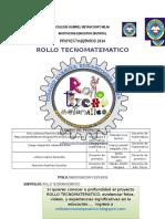 PROYECTO ROLLO TECNOMATEMATICO 2015.docx