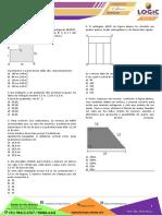 LOGIC - Geometria Plana - Áreas e Perímetros