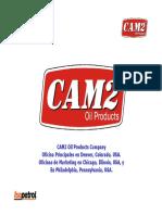 Lubricacion Automotriz - aceite Cam2