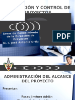 2. Administración Del Alcance