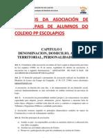 Estatutos en Galego
