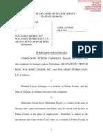 Carnegay File Stamped Complaint