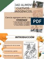 Soberania Alimentaria y Cultivos Transgenicos Original.