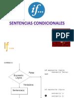 Sentencias Condicionales