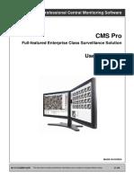 Cmspro Manual