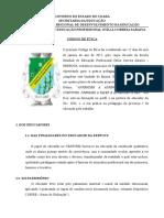 Código de Ética - 2014