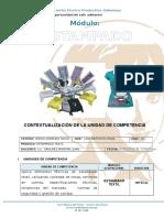 Programación Estampado Textil 2016-1