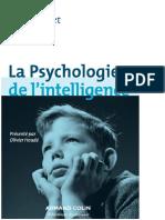 Jean Piaget-La Psychologie de Lintelligence